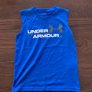 UNDER ARMOUR - UNDER ARMOURのスポシャツ
