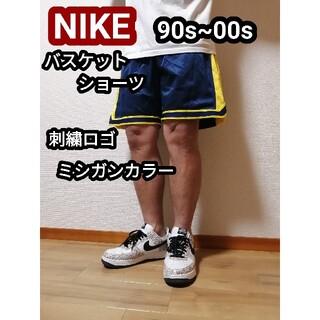 ナイキ(NIKE)の90年代 90s ナイキ NIKE バスケットパンツ バスパン バギーショーツ(バスケットボール)