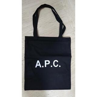 A.P.C - 大人気★A.P.C. トートバッグ アーペーセー ブラック