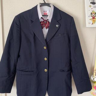 中学制服 ブレザー6点セット