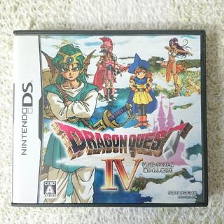 ニンテンドーDS - Nintendo DSソフト ドラゴンクエストIV 導かれし者たち