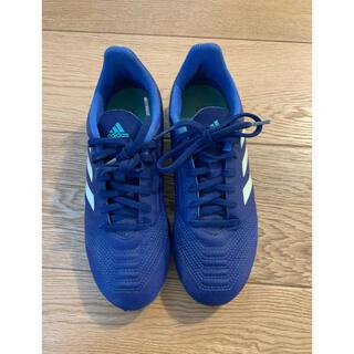 アディダス(adidas)のサッカースパイク 22.5(シューズ)
