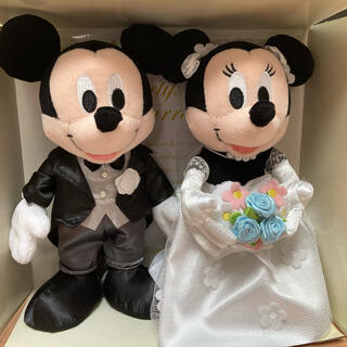 Disney - ミッキー&ミニー ハッピーウエディング