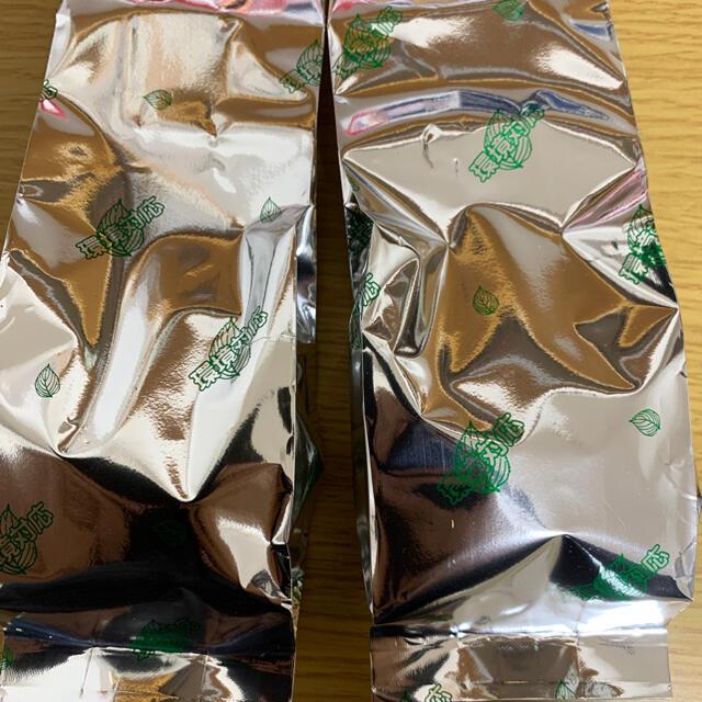 心斎橋 宇治園  煎茶セット 食品/飲料/酒の健康食品(健康茶)の商品写真