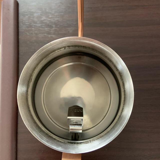 ステンレス電気ケトル スマホ/家電/カメラの生活家電(電気ケトル)の商品写真