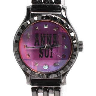 ANNA SUI - アナスイ ANNA SUI 腕時計   7N82-0CX0 レディース