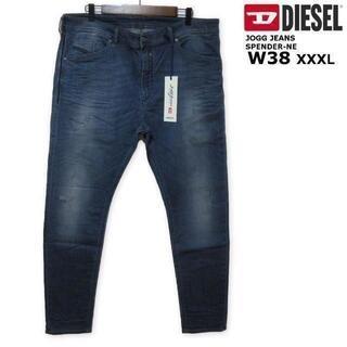 DIESEL - 新品タグ付き ディーゼル ジョグジーンズ スキニーデニム W38 XXXL