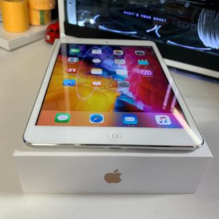iPad - 【画面美麗】iPad mini 初代 シルバー 【32GB】