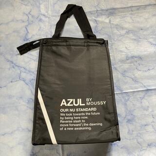 アズールバイマウジー(AZUL by moussy)のアズールバイマウジー ノベルティ 保冷バッグ(ノベルティグッズ)