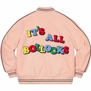 Supreme - 【Mサイズ】It's All Bollocks Varsity Jacket
