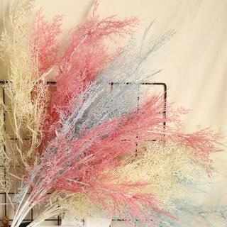 97cm造花イミテーションフラワー装飾用に(ドライフラワー)