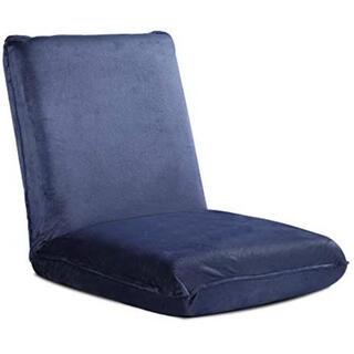 座椅子 フロアチェア ふあふあ 低反発ウレタン(座椅子)
