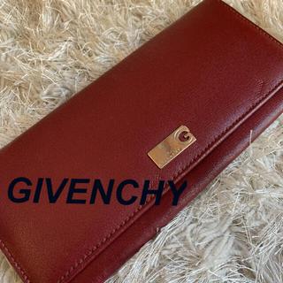 ジバンシィ(GIVENCHY)のGIVENCHY 長財布(長財布)
