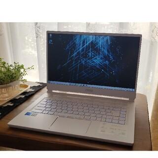 高性能ゲーミングPC MSI Stealth-15M i7/16gb