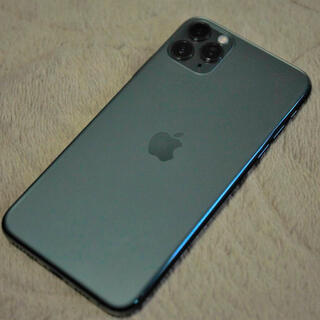 iPhone - iPhone11 pro max 256GB 香港版 デュアルSIMフリー