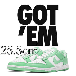 "NIKE - NIKE WMNS DUNK LOW ""GREEN GLOW"""