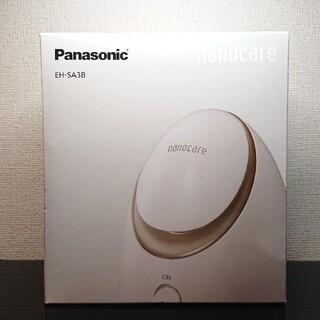 Panasonic - 新品!Panasonic:スチーマー ナノケア:EH-SA3B-N