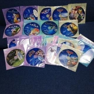 ディズニー(Disney)のディズニー Blu-ray 国内正規品 未再生 1650円均一(キッズ/ファミリー)