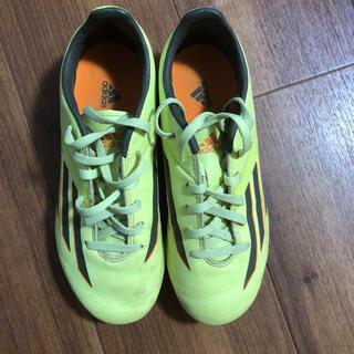 アディダス(adidas)のアディダス サッカースパイク21.5cm(シューズ)