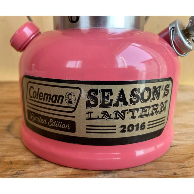 Coleman(コールマン)のColeman SEASON'S LANTERN 2016 シーズンズランタン  スポーツ/アウトドアのアウトドア(ライト/ランタン)の商品写真