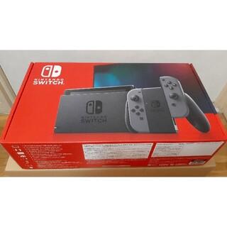Nintendo Switch - 任天堂 ニンテンドースイッチ 本体 グレー