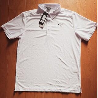 オークリー(Oakley)の【未使用】オークリー ENHANCE SS POLO JACQUARD 11.0(ポロシャツ)