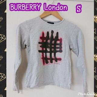 BURBERRY - BURBERRY London 長袖 カットソー ロンT Sサイズ
