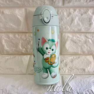 ディズニー(Disney)の香港ディズニー♡期間限定価格✨ジェラトーニ ステンレス ドリンクボトル (水筒)