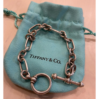 Tiffany & Co. - ティファニー パロマ・ピカソ グルーヴ リンク トグル ブレスレット
