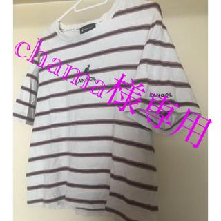 カンゴール(KANGOL)のKANGOL Tシャツ(Tシャツ(半袖/袖なし))