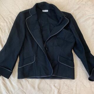 ウェルビーイング(Wellbeing)のジャケット 黒(テーラードジャケット)