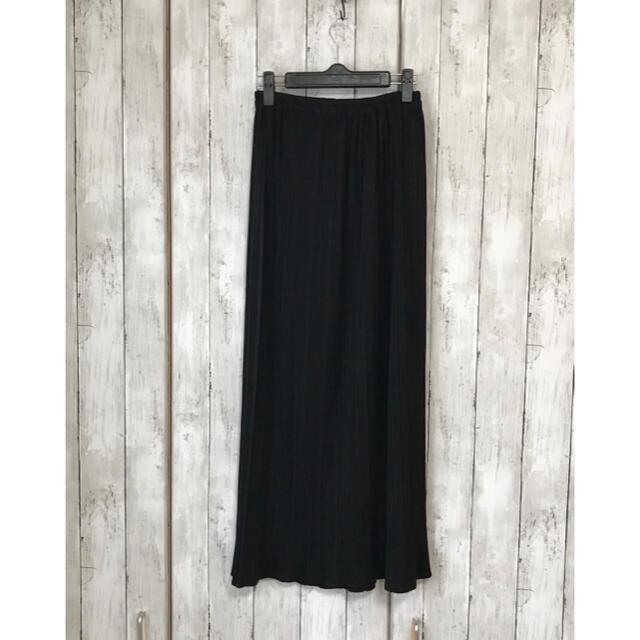 PLEATS PLEASE ISSEY MIYAKE(プリーツプリーズイッセイミヤケ)の●美品●PLEATS PLEASE イッセイミヤケ ロングスカート 大きいサイズ レディースのスカート(ロングスカート)の商品写真