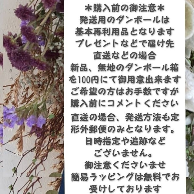 専用*ガラスボトルのボタニカルフレーム (ヤグルマソウ) ハンドメイドのフラワー/ガーデン(ドライフラワー)の商品写真