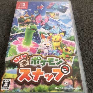 New ポケモンスナップ Switch(家庭用ゲームソフト)
