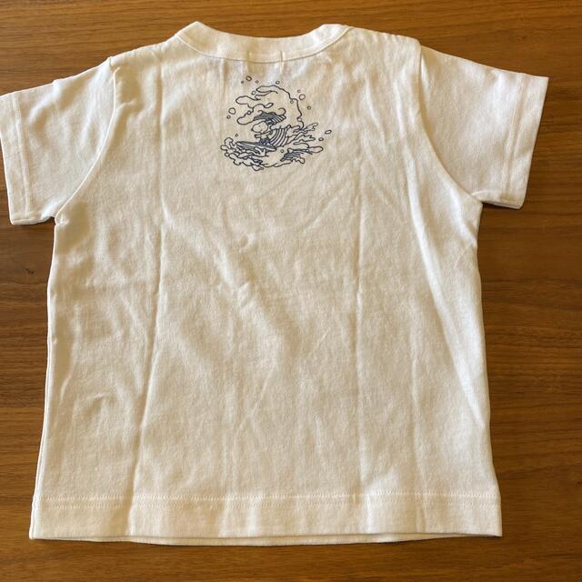 familiar(ファミリア)のファミリア スヌーピー Tシャツ 110 キッズ/ベビー/マタニティのキッズ服男の子用(90cm~)(Tシャツ/カットソー)の商品写真
