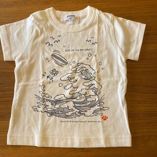 familiar - ファミリア スヌーピー Tシャツ 110