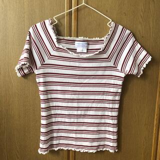 チャオパニックティピー(CIAOPANIC TYPY)のトップス ボーダー(Tシャツ/カットソー(半袖/袖なし))