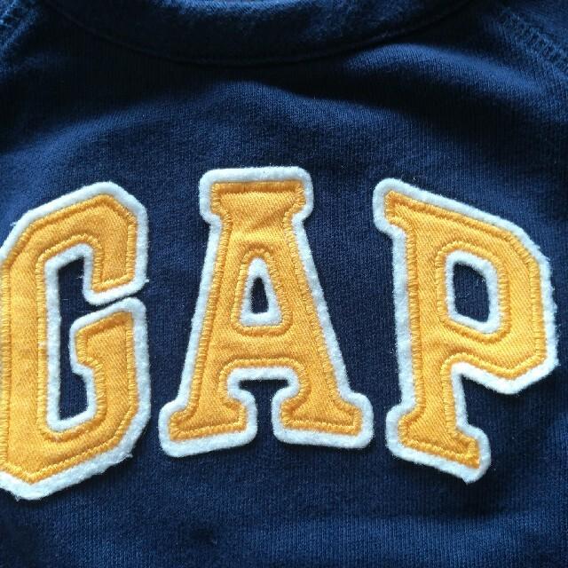 babyGAP(ベビーギャップ)のbebyGAP ベビーギャップ トレーナー70 キッズ/ベビー/マタニティのベビー服(~85cm)(トレーナー)の商品写真