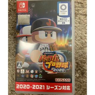 ニンテンドースイッチ(Nintendo Switch)のeBASEBALL パワフルプロ野球2020 Nintendo Switch(家庭用ゲーム機本体)