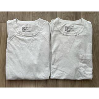 ヘインズ(Hanes)のclassic edit makers tee 2枚 vintage hanes(Tシャツ/カットソー(半袖/袖なし))