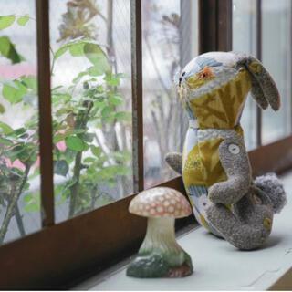 ミナペルホネン(mina perhonen)のミナペルホネン mina perhonen☆ナタリーレテ ウサギのPON PON(ぬいぐるみ)