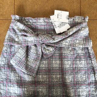 クイーンズコート(QUEENS COURT)の新品、スカート クイーンズコート(ひざ丈スカート)