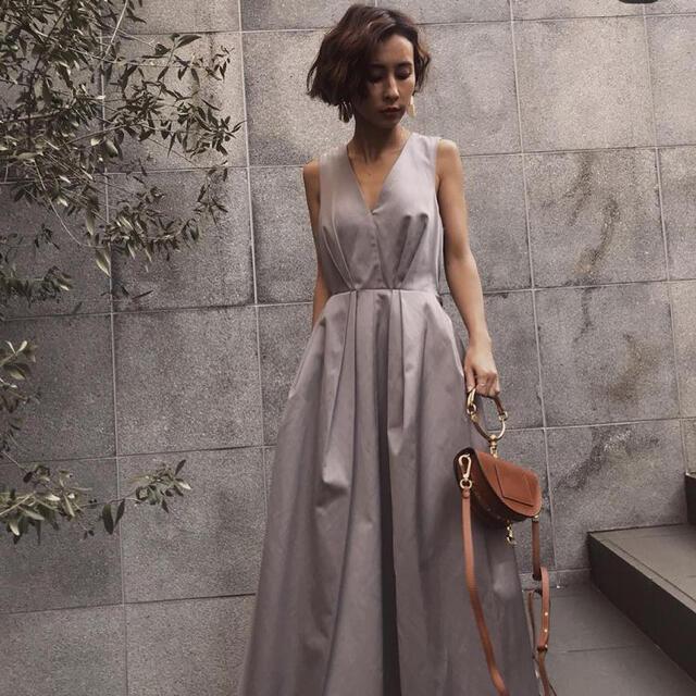 Ameri VINTAGE(アメリヴィンテージ)のameri ワンピース 結婚式 レディースのワンピース(ロングワンピース/マキシワンピース)の商品写真