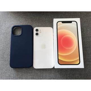 iPhone - 新品同様 iPhone12 ホワイト 128GB SIMフリー ◯判定 ストア版