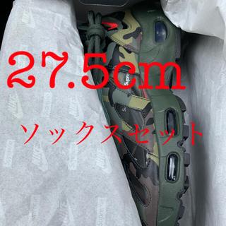 Supreme - supreme air max 96 27.5cm カモ &ソックスセット