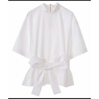 エストネーション(ESTNATION)のクラネ スタンドカラーシャツ(シャツ/ブラウス(長袖/七分))