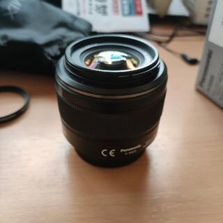パナソニック(Panasonic)のLEICA DG SUMMILUX 25mm F1.4 ASPH 美中古(レンズ(単焦点))