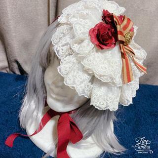 ローゼンクロイツ円形ヘッドドレス(その他)