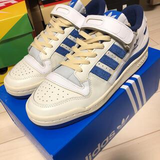 adidas - adidas FORUM 84 LOW BLUE THREAD 27cm US9