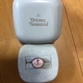 Vivienne Westwood - ヴィヴィアン  エナメルオーブリング ピンク